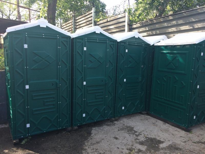 Туалетные кабины, биотуалеты бу в хорошем состоянии