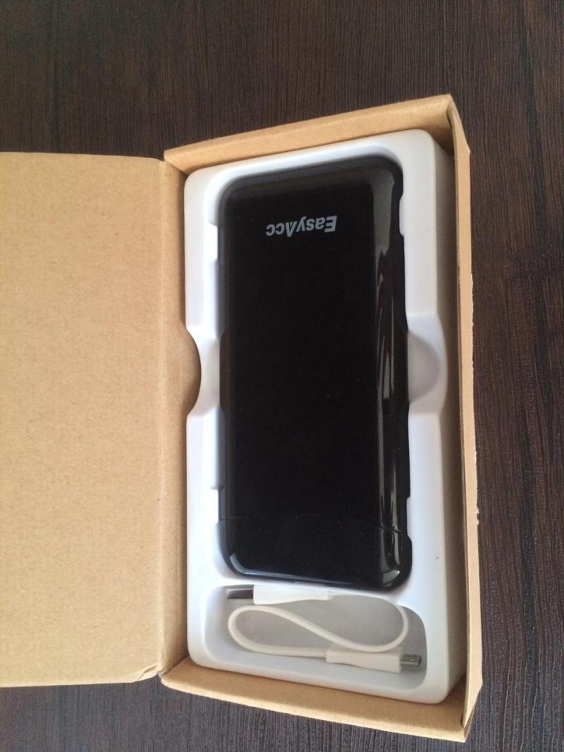 Внешний аккумулятор для мобильного телефона