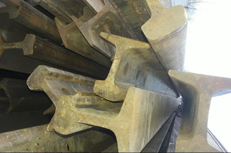 Рельсы Р50 12,5м демонтаж, без износа ГОСТ Р 51685-2013
